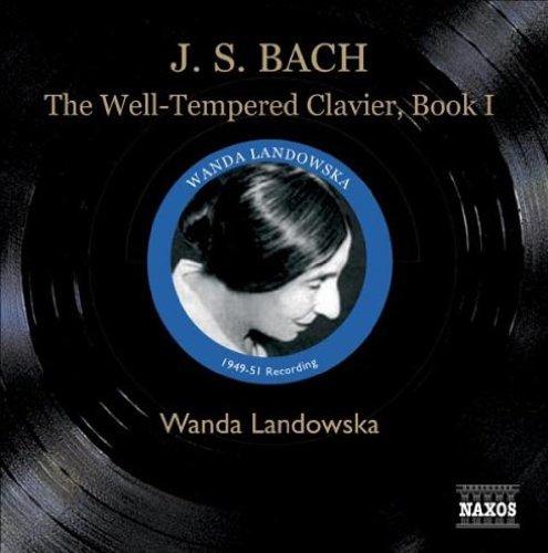第1卷 兰多芙斯卡钢琴演奏 1949 1951年录音 Bach,J.S. Well
