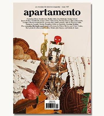 2014年年订杂志:APARTAMENTO 公寓 全年订344元包邮.pdf