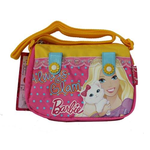 芭比 公主 儿童单肩包 斜挎包 背包 女童 斜背包 宝宝外出小包包 可爱