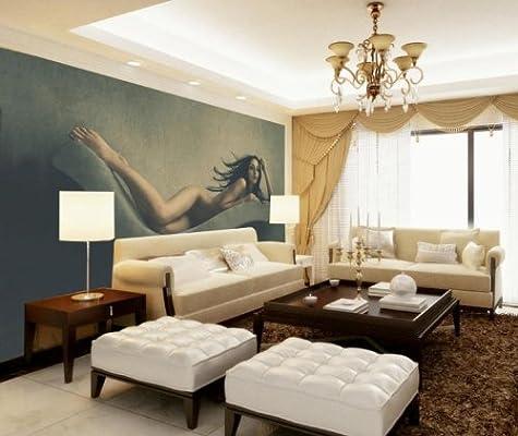 现代欧式风格装修壁画