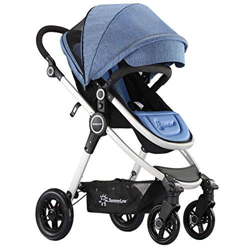 商品sunnylove 阳光儿童 婴儿推车 轻便型推车 四轮车 可拆卸可折叠