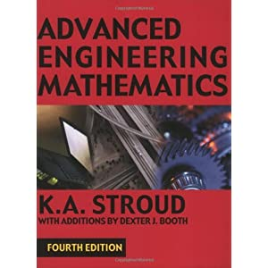 Advanced Engineering Mathematics》 K. A. Stroud, D. J. Booth【摘要 ...