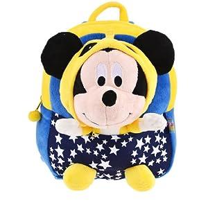 disney 迪士尼 儿童书包幼儿园男童女童 正品米奇卡通宝宝双肩可爱小