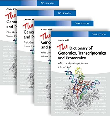The Dictionary of Genomics, Transcriptomics and Proteomics.pdf