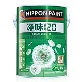 nippon 立邦 漆 净味120五合一5l 内墙面漆 乳胶漆 油漆 涂料 (调色bc图片