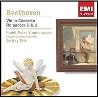 进口CD:贝多芬:小提琴协奏曲