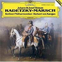 进口CD:老约翰.施特劳斯:拉德斯基进行曲\/卡拉