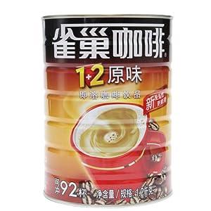 雀巢咖啡原味92杯(1.2kg) ¥59.9 满199-60