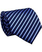 Zeroxclub  男士正装商务婚宴条纹领带