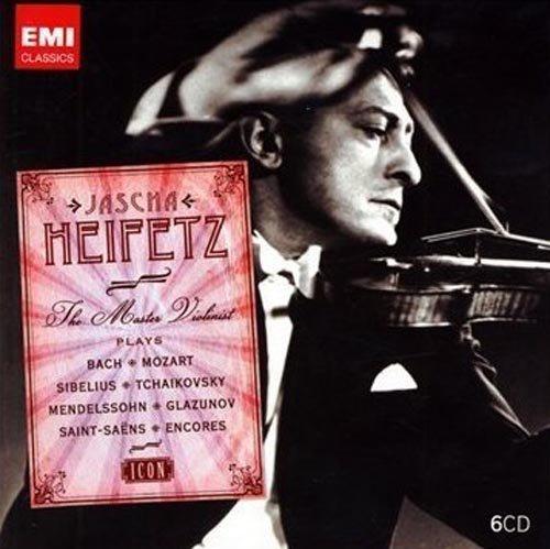 进口CD:海菲兹EMI录音作品集21731228-音乐下载