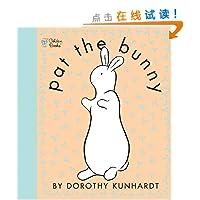 再特价:《Pat the Bunny》 拍拍小兔子