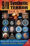 Book Cover for 9/11 Synthetic Terror: Made in USA