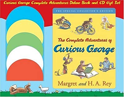 Curious George Complete Adventures Deluxe Gift Set [With 5 CDs].pdf
