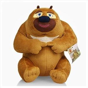 熊出没 卡通毛绒玩具 小松鼠蹦蹦 40230 30cm