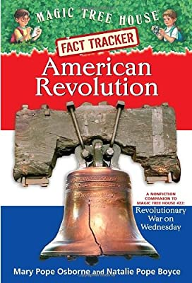 Magic Tree House Research Guide #11: American Revolution: A Nonfiction Companion to Revolutionary War on Wednesday.pdf