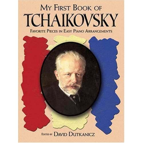 部柴可夫斯基集乐谱 最受欢迎的钢琴简易曲谱