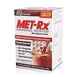 MET-Rx 美瑞克斯 全效营养餐包固体饮料(极限巧克力味)18袋(进口)-图片