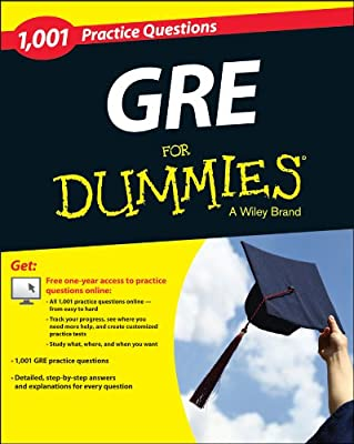 1,001 GRE Practice Questions For Dummies with Free Online Practice.pdf
