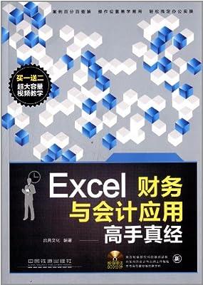 Excel财务与会计应用高手真经.pdf