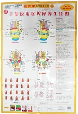 最简单实用养生挂图之2:手部反射区按摩养生挂图.pdf