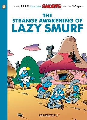 The Smurfs #17: The Strange Awakening of Lazy Smurf.pdf