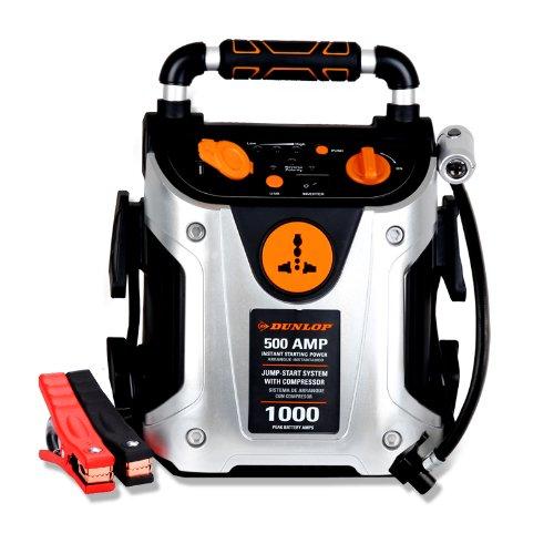 邓禄普(DUNLOP) RP82461  6合一大功率逆变器 汽车应急启动电源 ¥558
