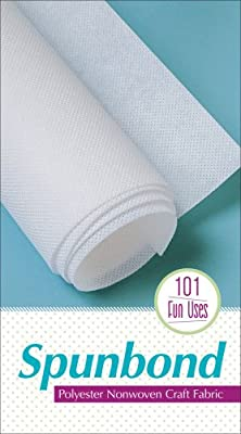Spunbond: Polyester Nonwoven Craft Fabric.pdf