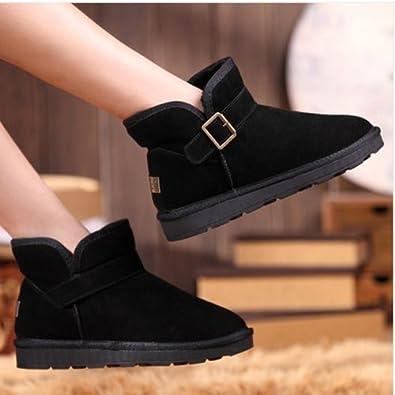 雪地靴女 短靴 加厚 雪地 加厚 雪地靴 女 短靴 棉鞋女 雪地靴 短靴