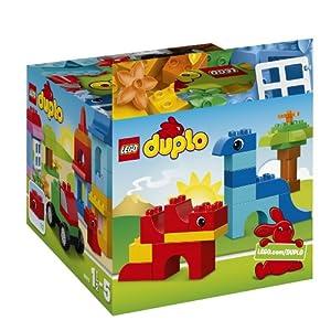 LEGO 乐高 得宝创意拼砌系列 乐高 得宝 创意积木组 10575