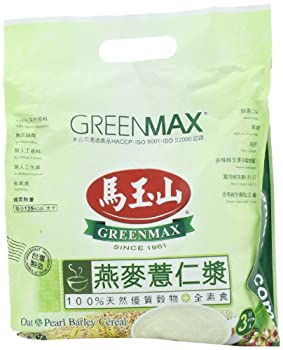 GREENMAX 马玉山 冲饮燕麦薏仁浆 570g