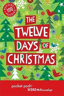 Pocket Posh Christmas Word Roundup 4: 100 Puzzles The Twelve Days of Christmas.pdf