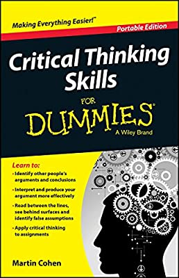Critical Thinking Skills For Dummies.pdf