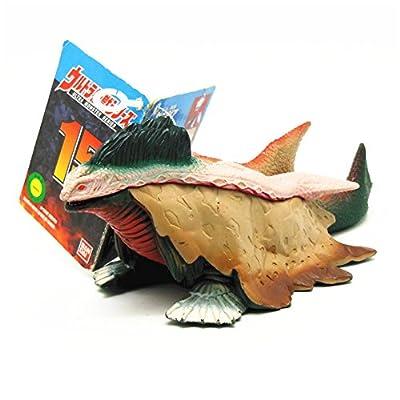 正版玩具 怪兽软胶 盖亚奥特曼 15 斯休拉 带卡现货