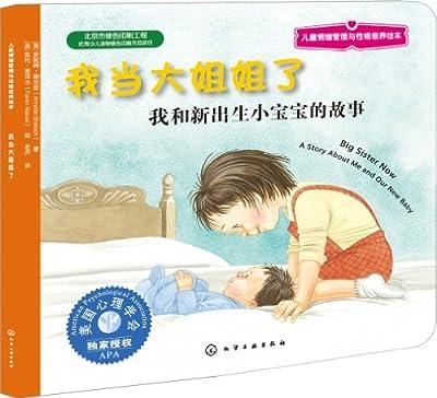 儿童情绪管理与性格培养绘本--我当大姐姐了:我和新出生小宝宝的故事.pdf