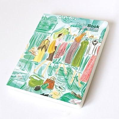 试衣间·手绘涂鸦日记本