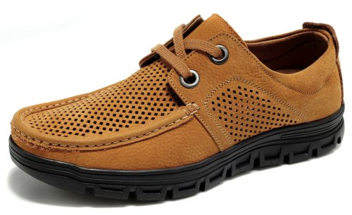 Guciheaven 古奇天伦 夏季镂空单鞋透气鞋 男士商务休闲鞋 日常休闲鞋 男板鞋潮男鞋子5122