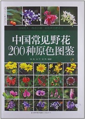 汉竹•健康爱家系列:中国常见野花200种原色图鉴.pdf