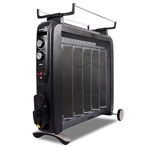 GREE 格力 家用硅晶电热膜电暖气取暖器电暖器NDYC-25C-WG 2500W大功率喷雾加湿 厂家直发
