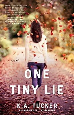 One Tiny Lie: A Novel.pdf