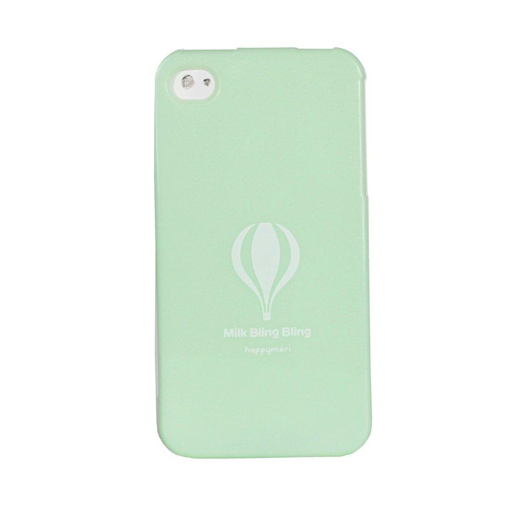 苹果手机4壳_iphone4s手机壳苹果iphone4保护套手机套韩国happymori卡通可爱外壳潮