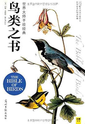 世界大师手绘经典:鸟类之书.pdf