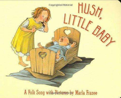 hush,little baby吉他谱