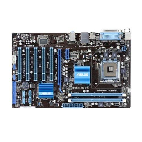ASUS 华硕 Intel G41 LGA 775 P5P41T PLUS 主板图片图片