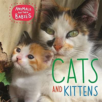 Animals & their Babies: Cats & kittens.pdf