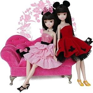 芭比玩具洋娃娃女孩玩具