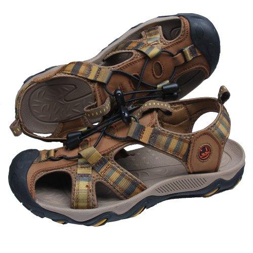 CAM.GNPAI 骆驼队长  夏季新款 户外必备 沙滩鞋 凉鞋 男鞋  清仓价  237090014