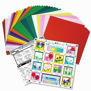 童洋/kidstoyo diy益智手工折纸彩纸 花的折纸 5012-2