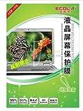 宜客莱 (ECOLA) LCD-EL156 15.6英寸(16:9)宽屏防反射液晶屏幕保护膜-图片