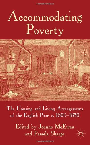 Accommodating Poverty: The Housing and Livi