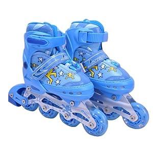 金峰 儿童轮滑鞋 套装